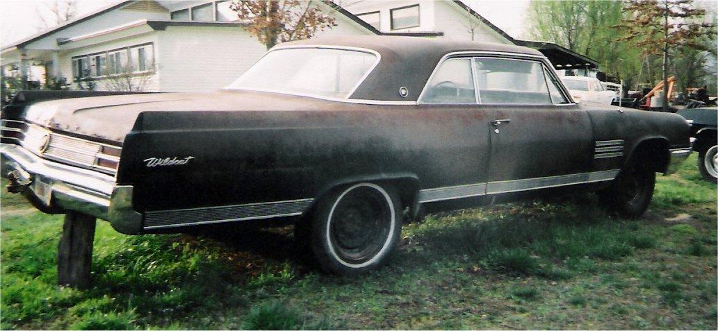64 Buick Wildcat